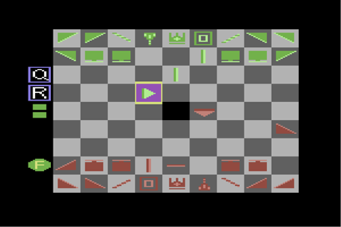 Download Laser Chess (Commodore 64) - My Abandonware
