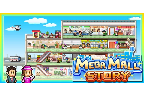 Game: Mega Mall Story 1.0.5 APK - Apofm