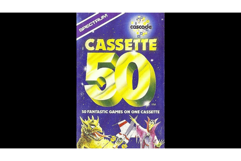 Cassette 50 Games for the ZX Spectrum - YouTube
