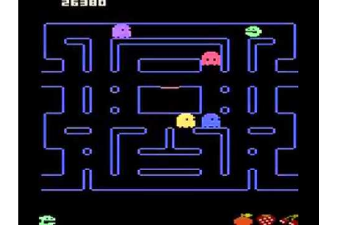 done. Munch-Man Texas: Cherries Start (Atari 7800) 34,550 ...