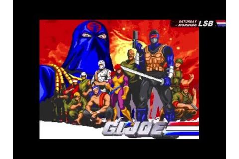 SATURDAY MORNING LSB.... G.I.JOE: A REAL AMERICAN HERO ...