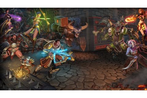 Orcs Must Die! Unchained and Hero Academy games close ...