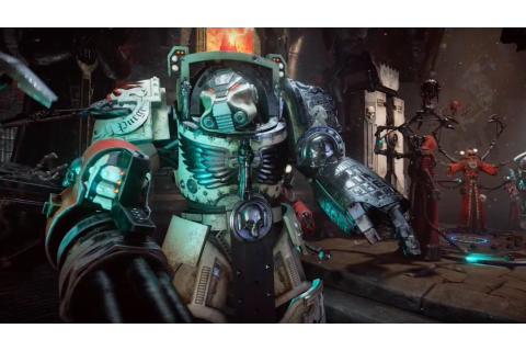 Space Hulk: Deathwing Videos, Movies & Trailers ...