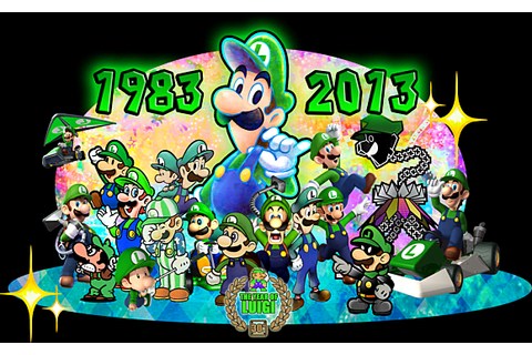 Miyamoto Ends Year of Luigi | Luigi's Mansion: Dark Moon ...