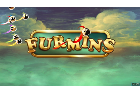 Furmins for Sony PS Vita - The Video Games Museum