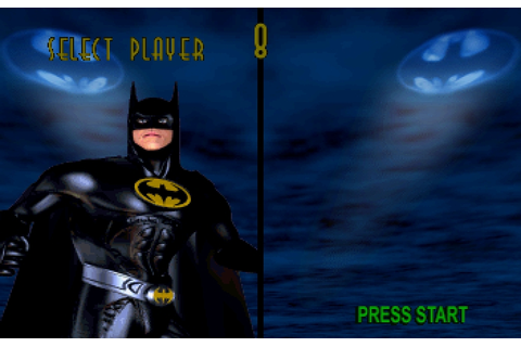 Batman Forever The Arcade Game (U) ISO