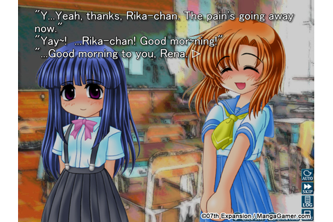 Higurashi When They Cry Hou - Ch.1 Onikakushi on Steam
