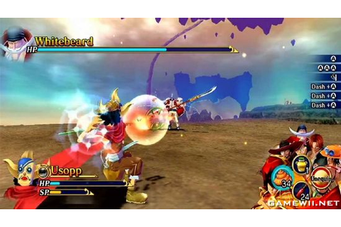 One Piece Unlimited Adventure - Download Game Nintendo Wii ...