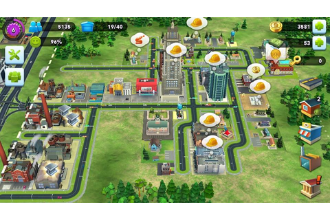 SimCity BuildIt Review - GameZone