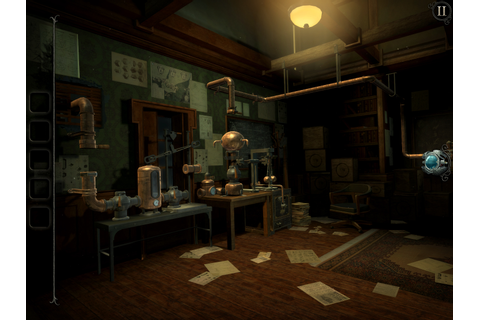 The Room - Old Sins (Herstellerbilder) - Screenshot ...
