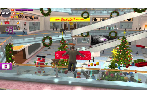 Christmas Shopper Simulator 2014 Game Stealer! EP 1 - YouTube