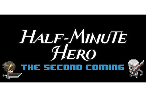 Half Minute Hero: The Second Coming on Steam