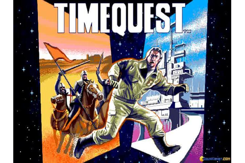Timequest (1991) - PC Game