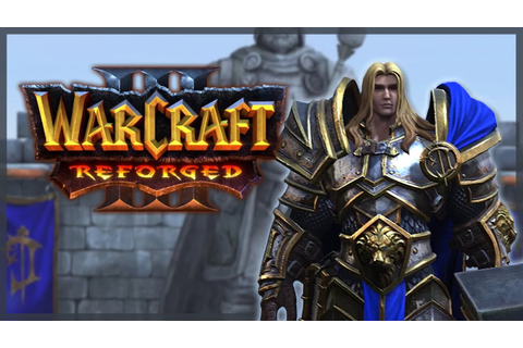 Warcraft 3 Reforged: 40 Minutes of Gameplay - YouTube