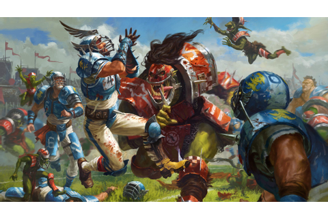 Accueil - Games Workshop - Bloodbowl