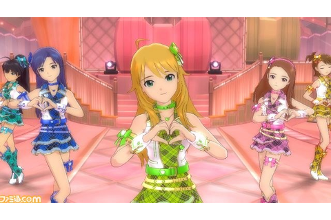 First look at The Idolmaster: One For All - Gematsu