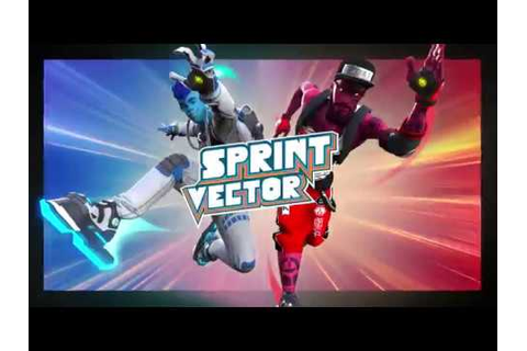 Sprint Vector - Gameplay Teaser - YouTube