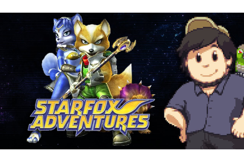 Starfox Adventures: Stairfax Temperatures - JonTron - YouTube