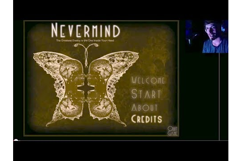 Nevermind Game part 1 (HOLY HELL THIS IS CREEPY) - YouTube