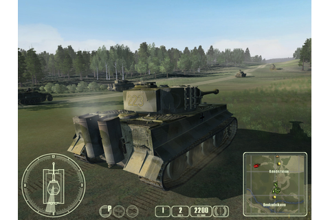 Gamed.nl - WWII Battle Tanks: T-34 vs. Tiger
