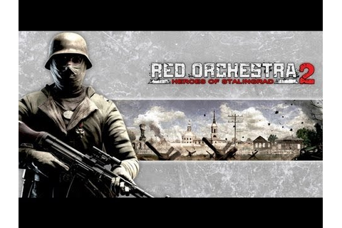 Red Orchestra 2: Heroes of Stalingrad Game Review - YouTube