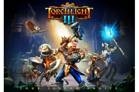 Torchlight 3 heads to Nintendo Switch Autumn 2020 ...