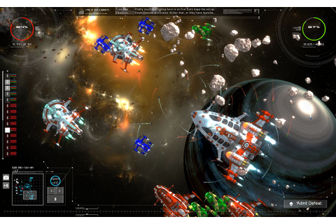 Gratuitous Space Battles 2 Review | Power Up Gaming