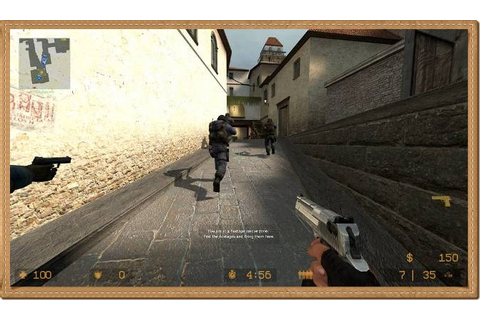 Counter Strike Source Free Download Shooting Game PC