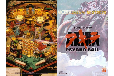 Akira Psycho Ball PS2 [RECENSIONE] | Great (Psycho) Balls ...