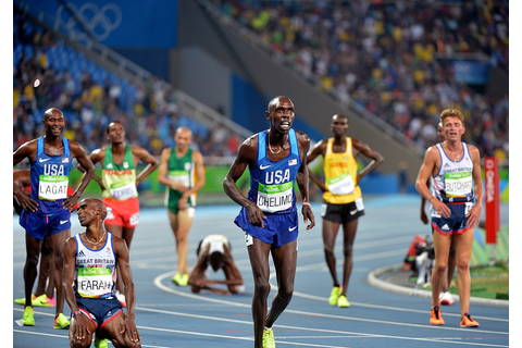 Athletics at the 2016 Summer Olympics – Men's 5000 metres ...