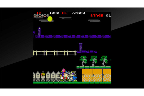 Arcade Archives Mr.GOEMON Game | PS4 - PlayStation