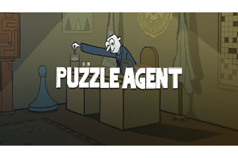 Puzzle Agent Free PC Game Archives - Free GoG PC Games