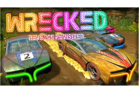 TEAMING UP! | WRECKED REVENGE REVISITED WITH THE SIDEMEN ...