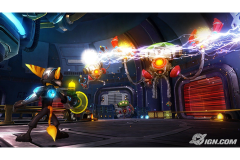 Ratchet and Clank: A Crack in Time Screenshots, Pictures ...