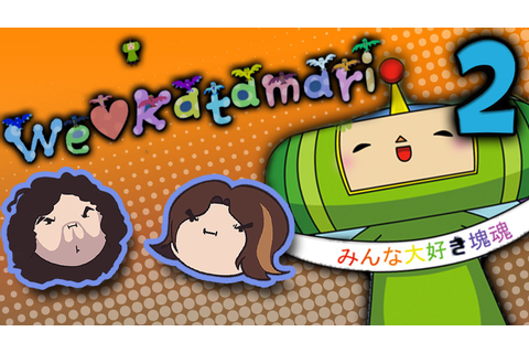 We Love Katamari: Cream of the Crop - PART 2 - Game Grumps ...
