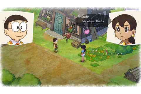 Doraemon Story of Seasons Review - Gamereactor
