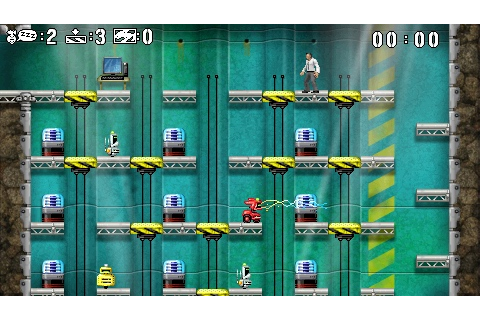 Game Review: Impossible Mission (PSP Mini) - Vita Player ...