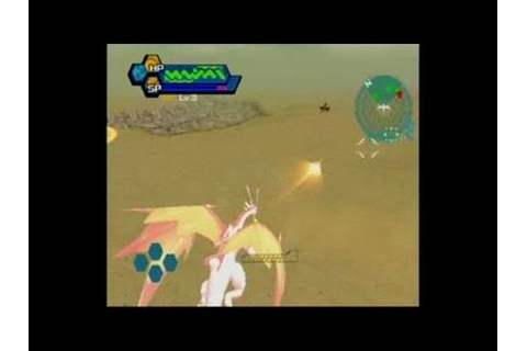 Dragon Drive: D-Masters Shot GameCube Gameplay_2003_08_11 ...