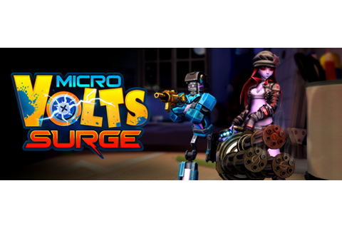 News - New Free to Play - MicroVolts