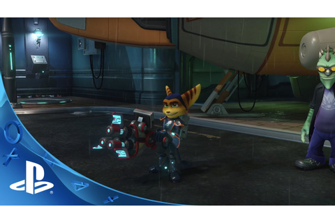 Ratchet & Clank - PlayStation Underground Gameplay Video ...