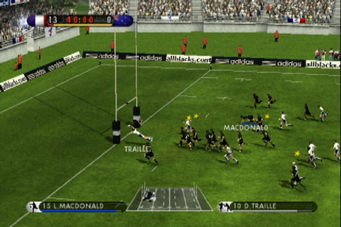 Replayed: Rugby 08 (Playstation 2) | PIXEL SPORT