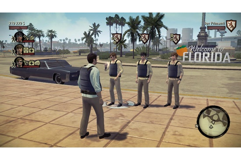 The Godfather II Game - Hellopcgames