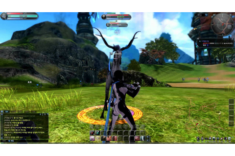 Scarlet Blade Online First Look Gameplay Shadow Walker ...
