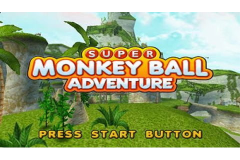 Super Monkey Ball Adventure (PSP) - Download Game PS1 PSP ...