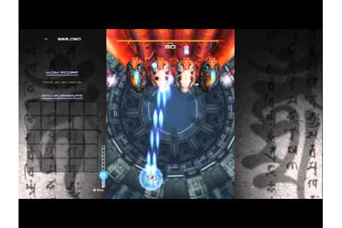Ikaruga Gameplay Final Boss - YouTube