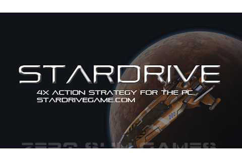 StarDrive -- a 4x Action Strategy Game for the PC by ...