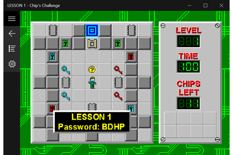 Classic puzzle game Chip's Challenge is now available on ...