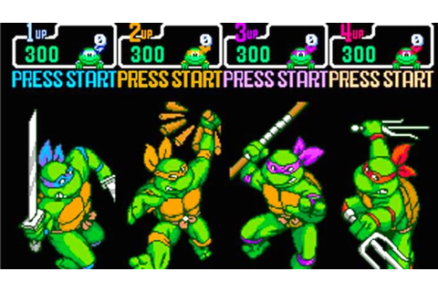 The Next Ninja Turtles Game - Teenage Mutant Ninja Turtles ...