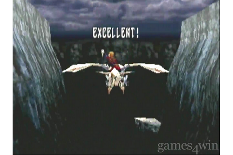 Panzer Dragoon Saga. Download and Play Panzer Dragoon Saga ...