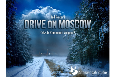 Drive on Moscow: The Next iPad Wargame from the Makers of ...